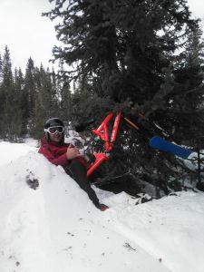 skibike